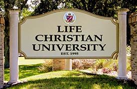 LCU Main Campus Sign